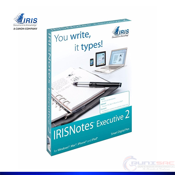 Scanner I.R.I.S. IRISNotes Executive 2