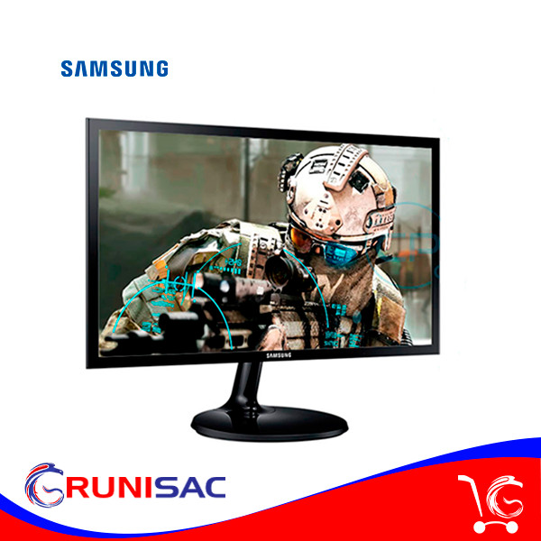 "Monitor Samsung, 21.5"" LED, 1920X1080, HDMI / VGA."