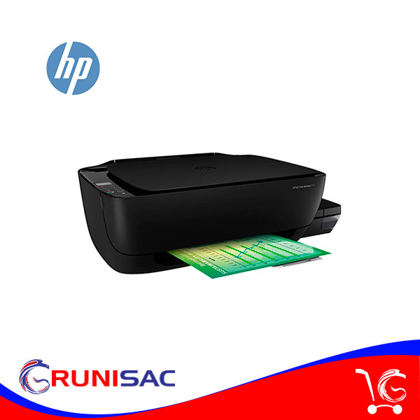 Impresora Multifuncional de Tinta HP INK TANK WIRELESS 415, WIRELESS.