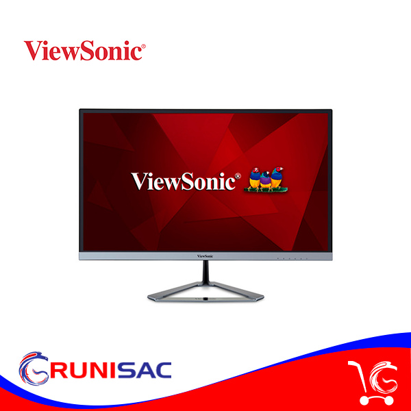 "Monitor Led 22"" Viewsonic VX2276 1920x1080 HDMI VGA"