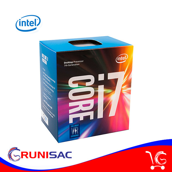 Procesador Intel Core I7-7700 3.6GHZ-8.0MB LGA 1151